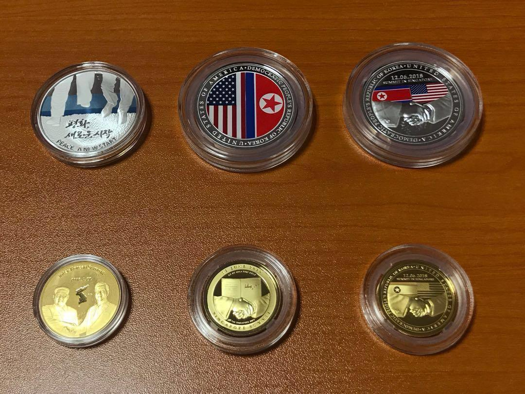 coin korea peace 2nd summit