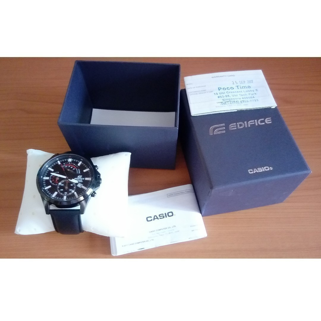 Casio Watch Men S Fashion Watches On Carousell