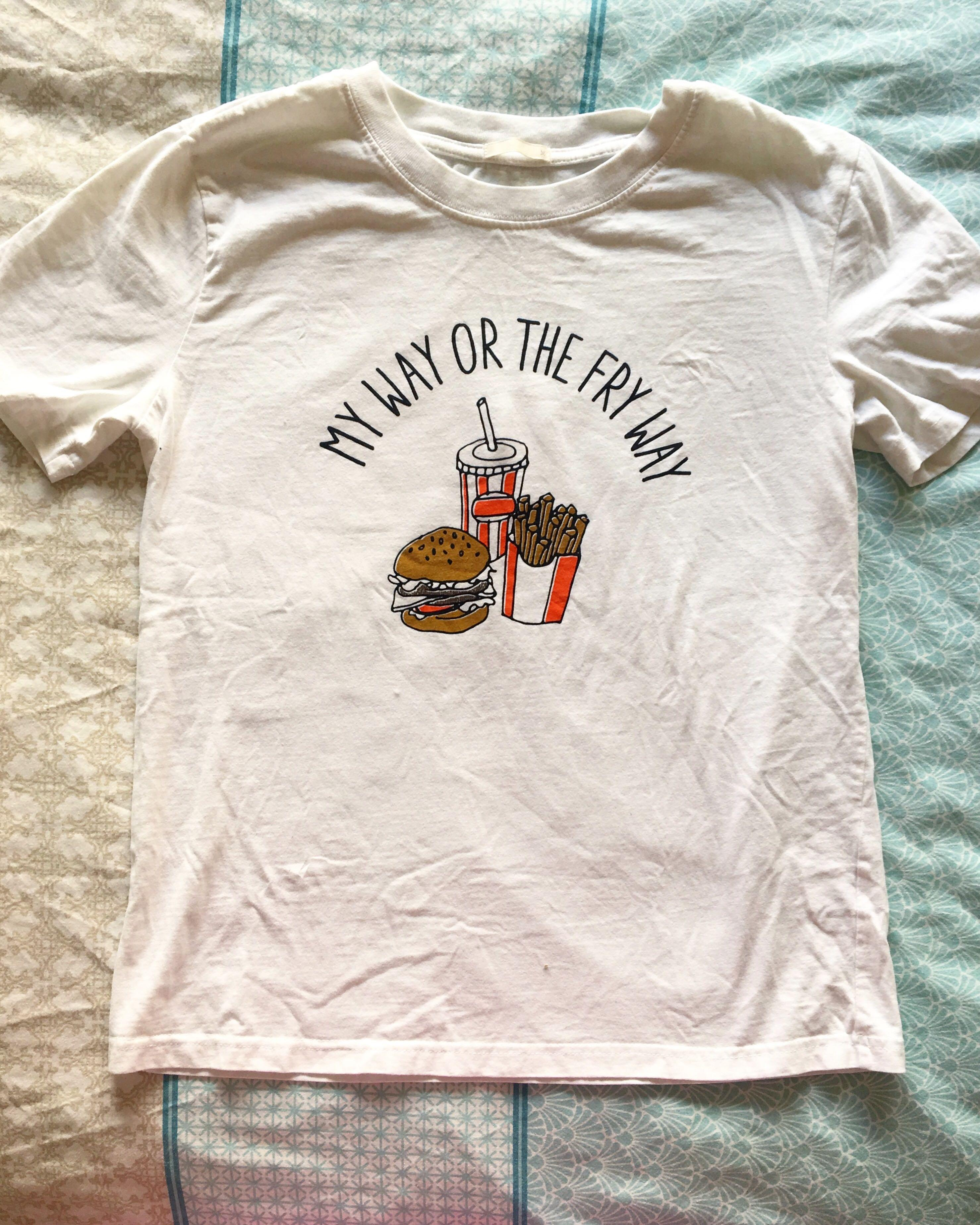 Graphic T for $5