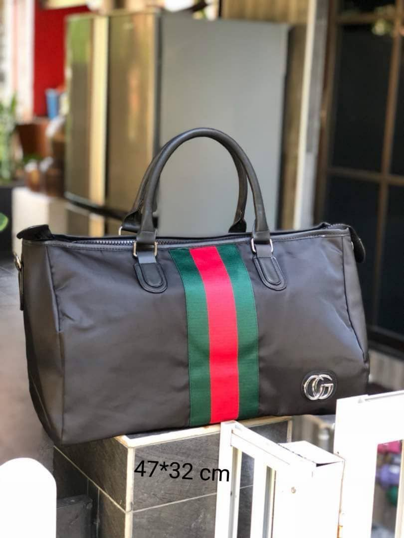 Gucci   fendi Travel Bag, Luxury, Bags   Wallets on Carousell ae7ee27278