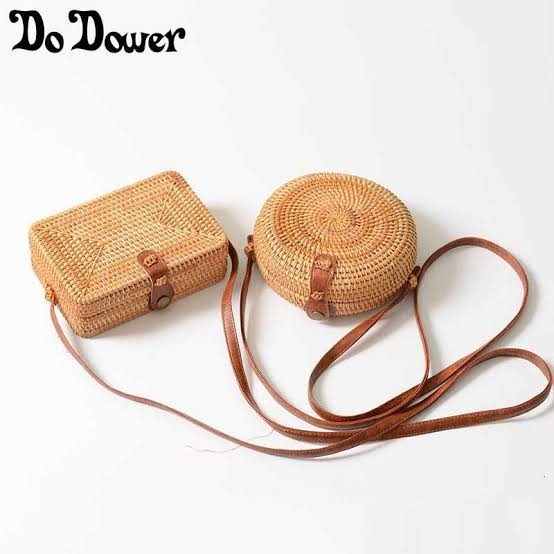 Handwoven Rattan Bags from Bali 08605a3186269