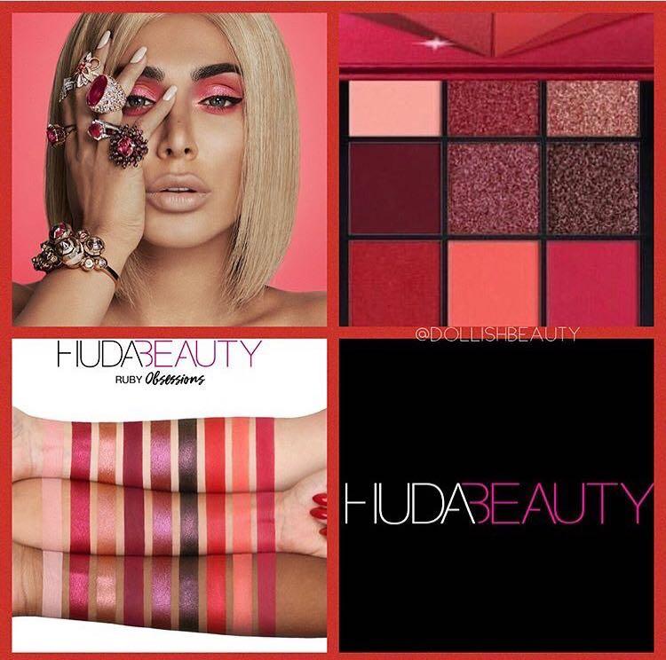 """Résultat de recherche d'images pour """"obsessed ruby huda beauty"""""""