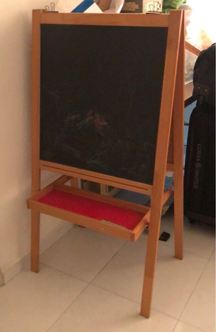 Ikea Mala Easel Board Furniture Others On Carousell