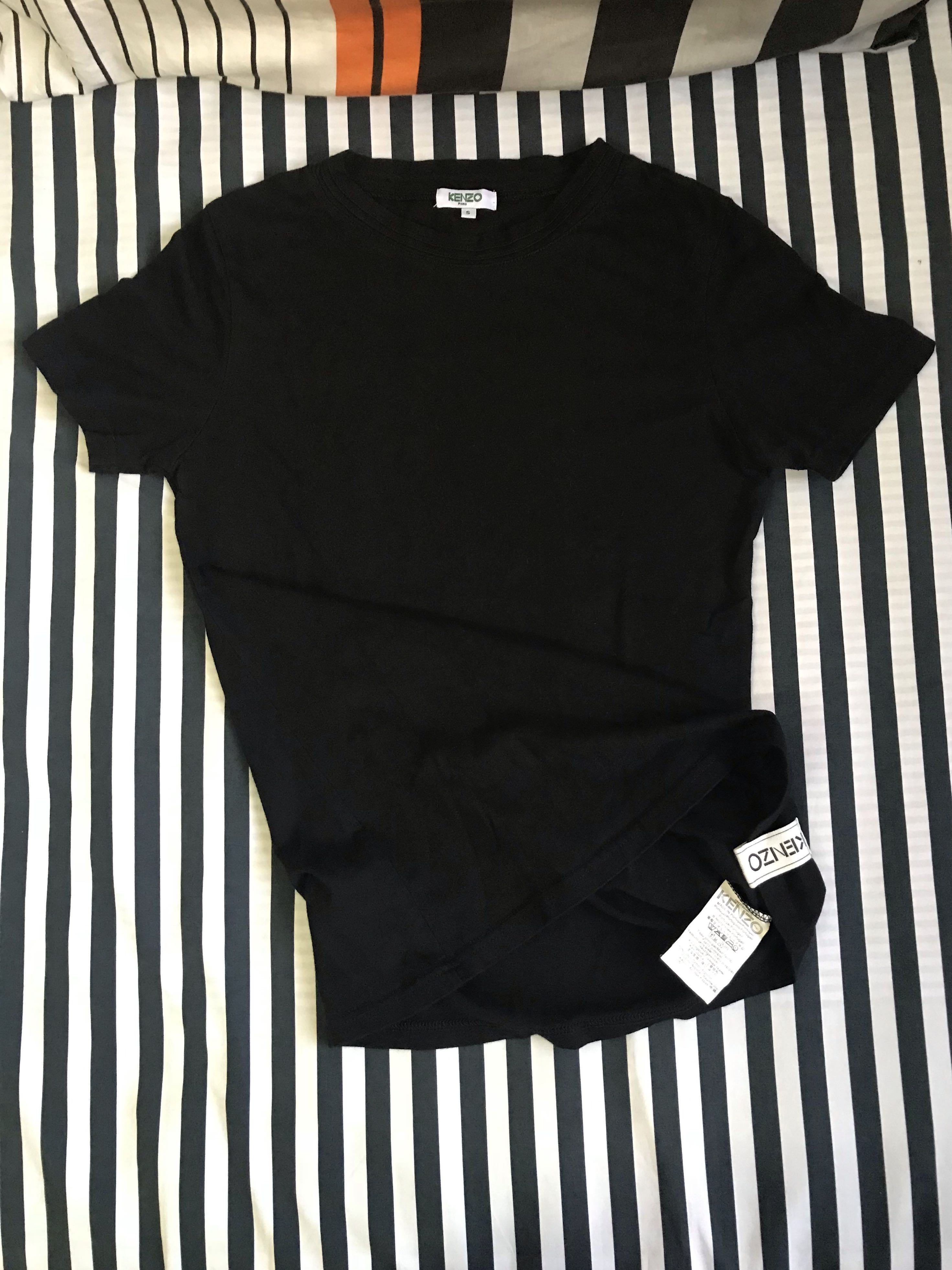 c350c882caa4 KENZO Men s Under Shirt Small (body fitted)