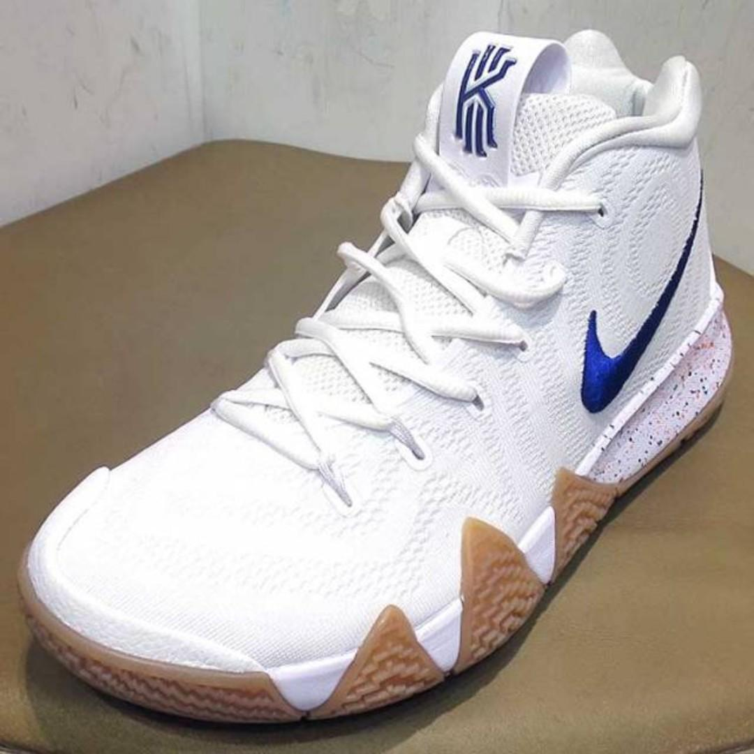 separation shoes 2a7b6 663de Kyrie 4 Uncle Drew, Sports, Sports Apparel on Carousell