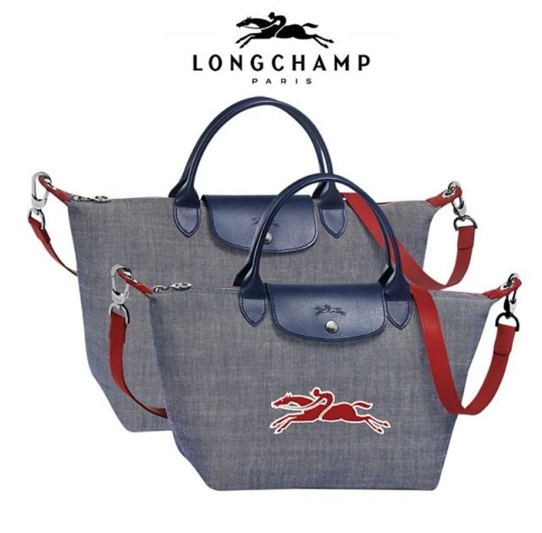 047a52a494 LONGCHAMP LE PLIAGE; Short Handle, Luxury, Bags & Wallets, Handbags ...
