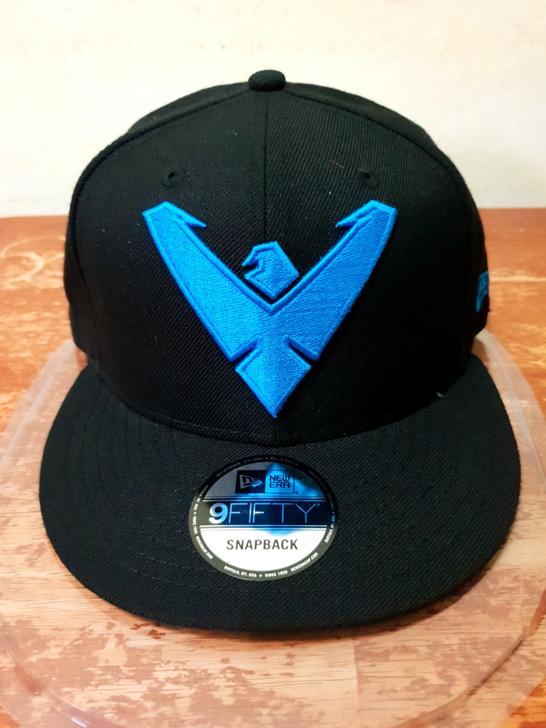 New Era Nightwing 9FIFTY Snapback af5dcfeb0a16