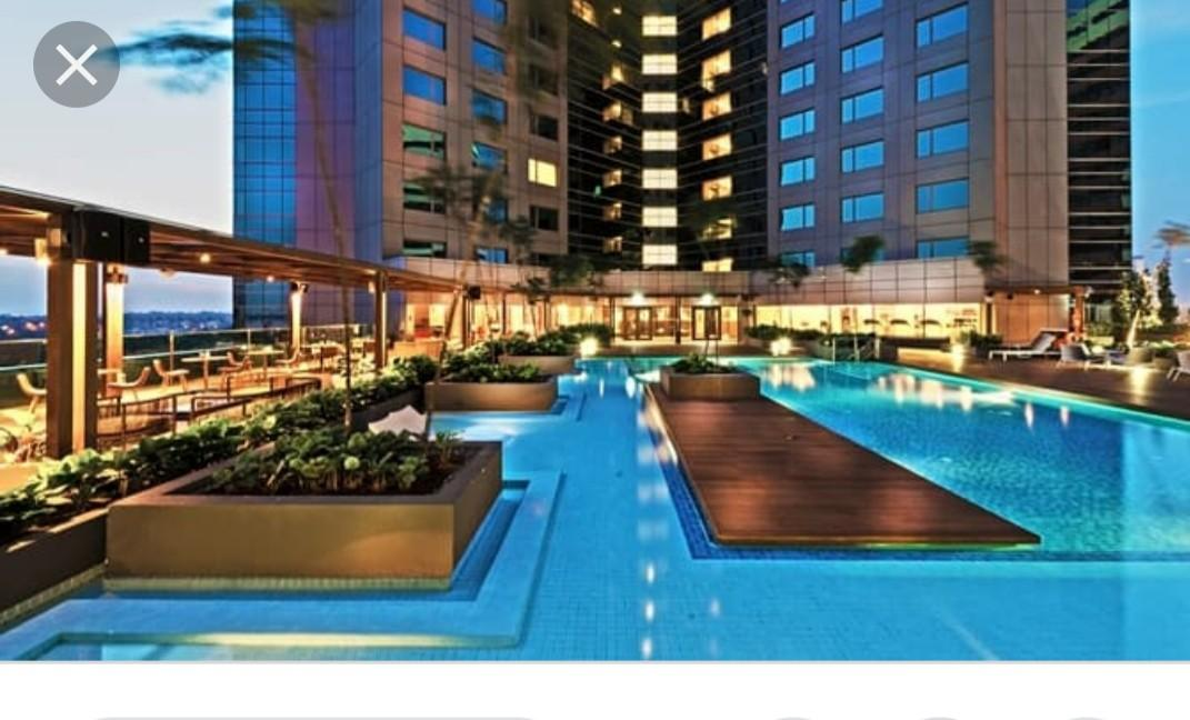 *SALE *   New Year's Eve Countdown at  DoubleTree by Hilton Hotel Johor Bahru