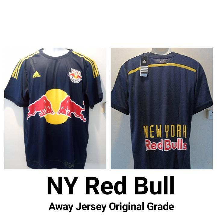 144261e2f New York Red Bulls 2016 Away jersey