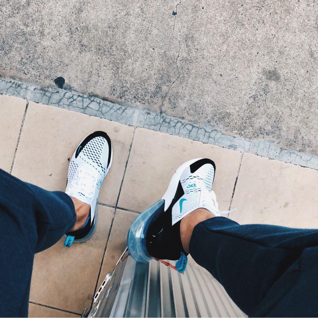 newest 7e8e8 9ff3f Nike Airmax 270 Dusty Cactus, Men's Fashion, Footwear ...