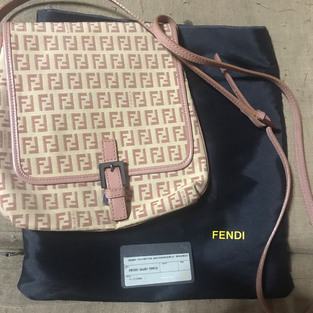 Original FENDI sling w  authenticity card, Women s Fashion, Bags   Wallets  on Carousell d773f06a4b