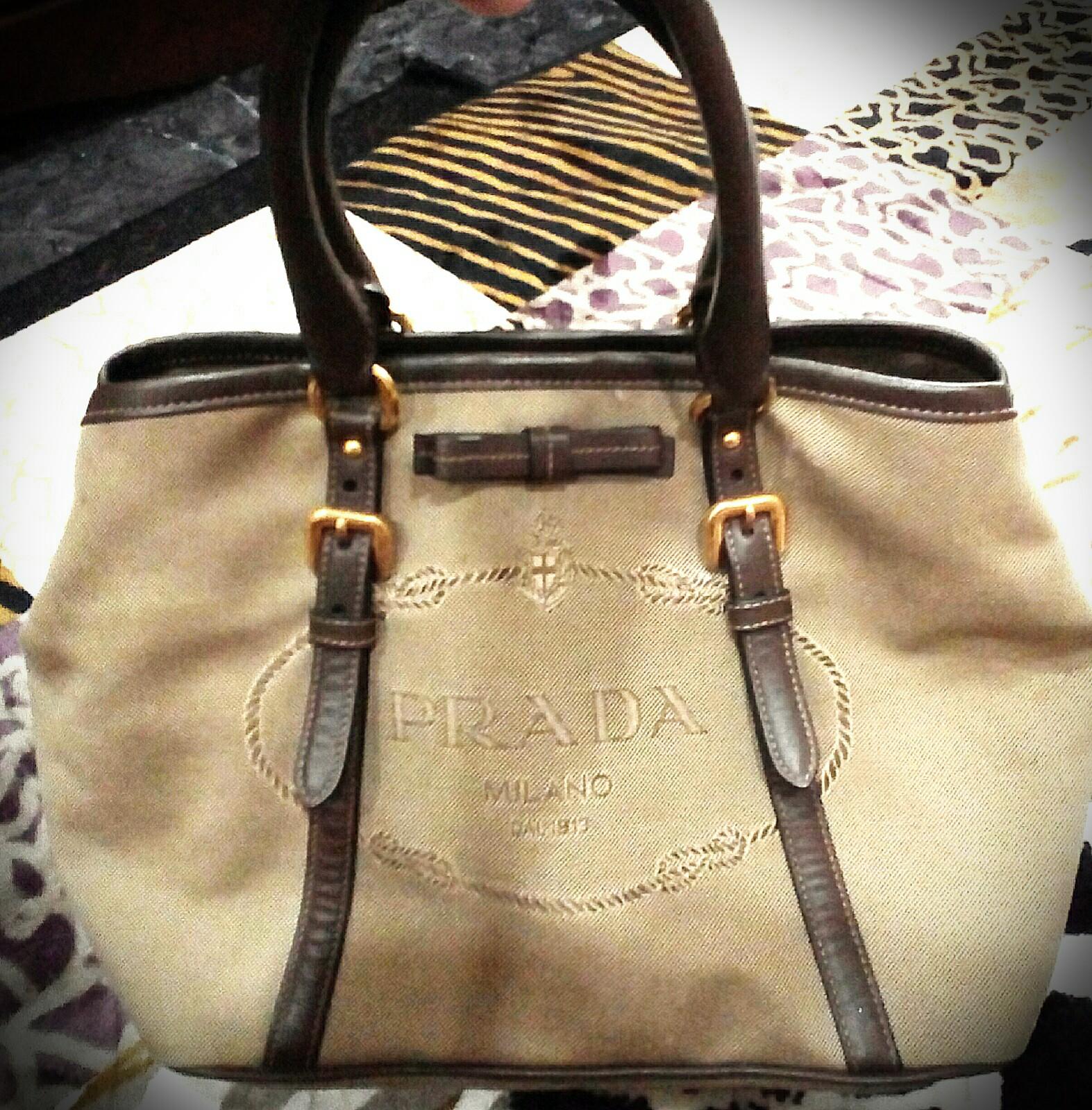 7f87b9666f ... coupon for original prada milano dal 1913 handbag for crazy limited  offer womens fashion bags wallets