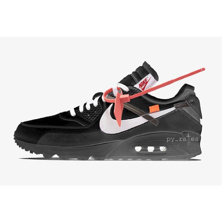 PO] Confirmed Pairs Nike x Off-White