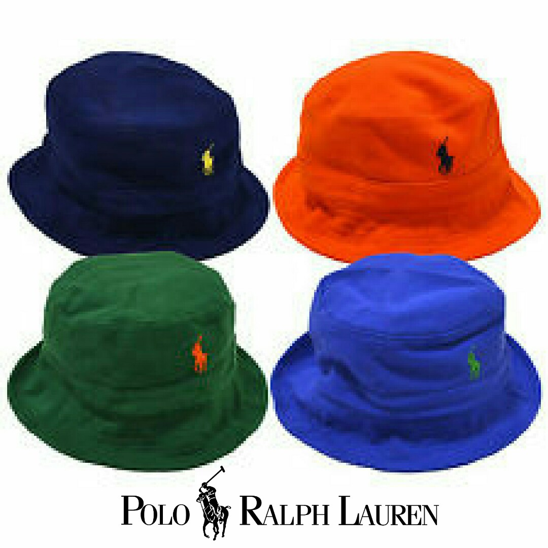 ad9e9e37 Polo Ralph Lauren Bucket Hat, Men's Fashion, Accessories, Caps & Hats on  Carousell