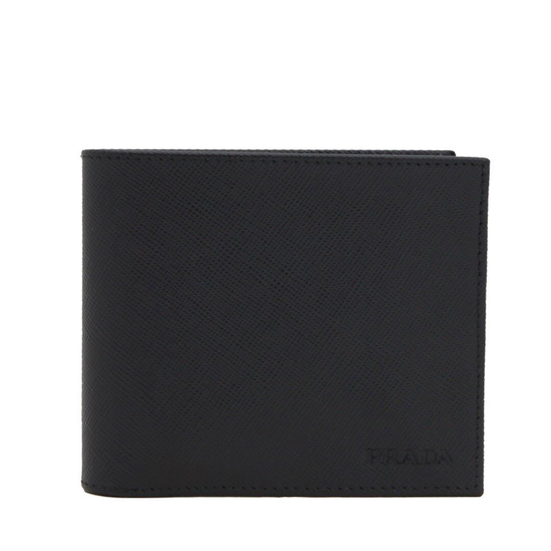037bf5809f4542 Prada Billfold Wallet 2M0912, Men's Fashion, Bags & Wallets, Wallets ...