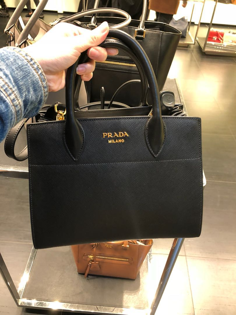 32a845d9ffa8 Prada outlet bag 50% off from Europe, Luxury, Bags & Wallets, Sling ...