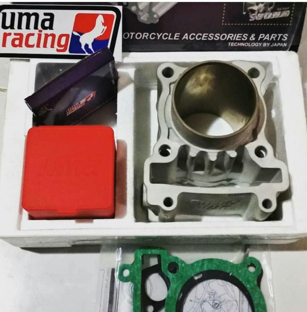 Racing block UMA RACING 62MM for LC135