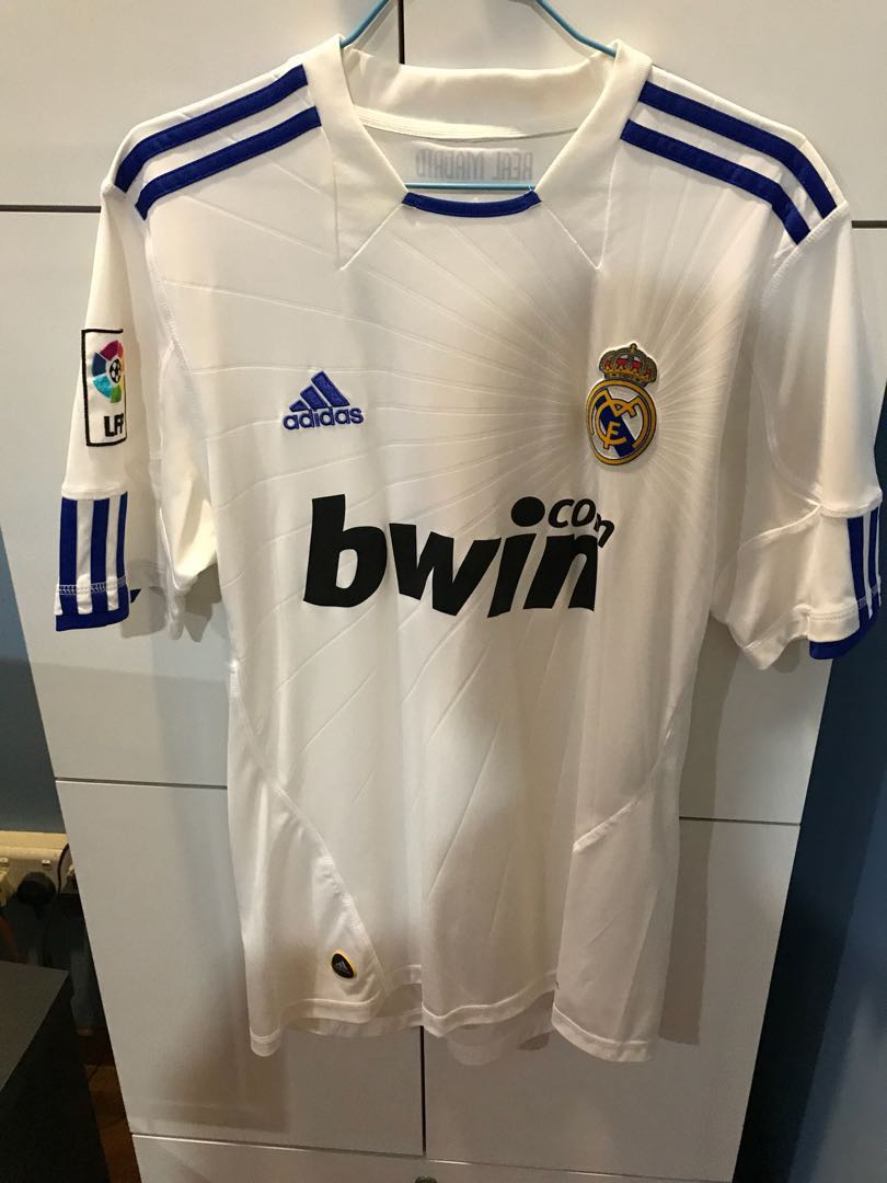 new arrivals 4c884 f577a Real Madrid Cristiano Ronaldo Jersey