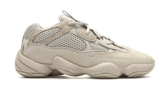 57c3424f1 RESERVED - Adidas Yeezy 500 Blush