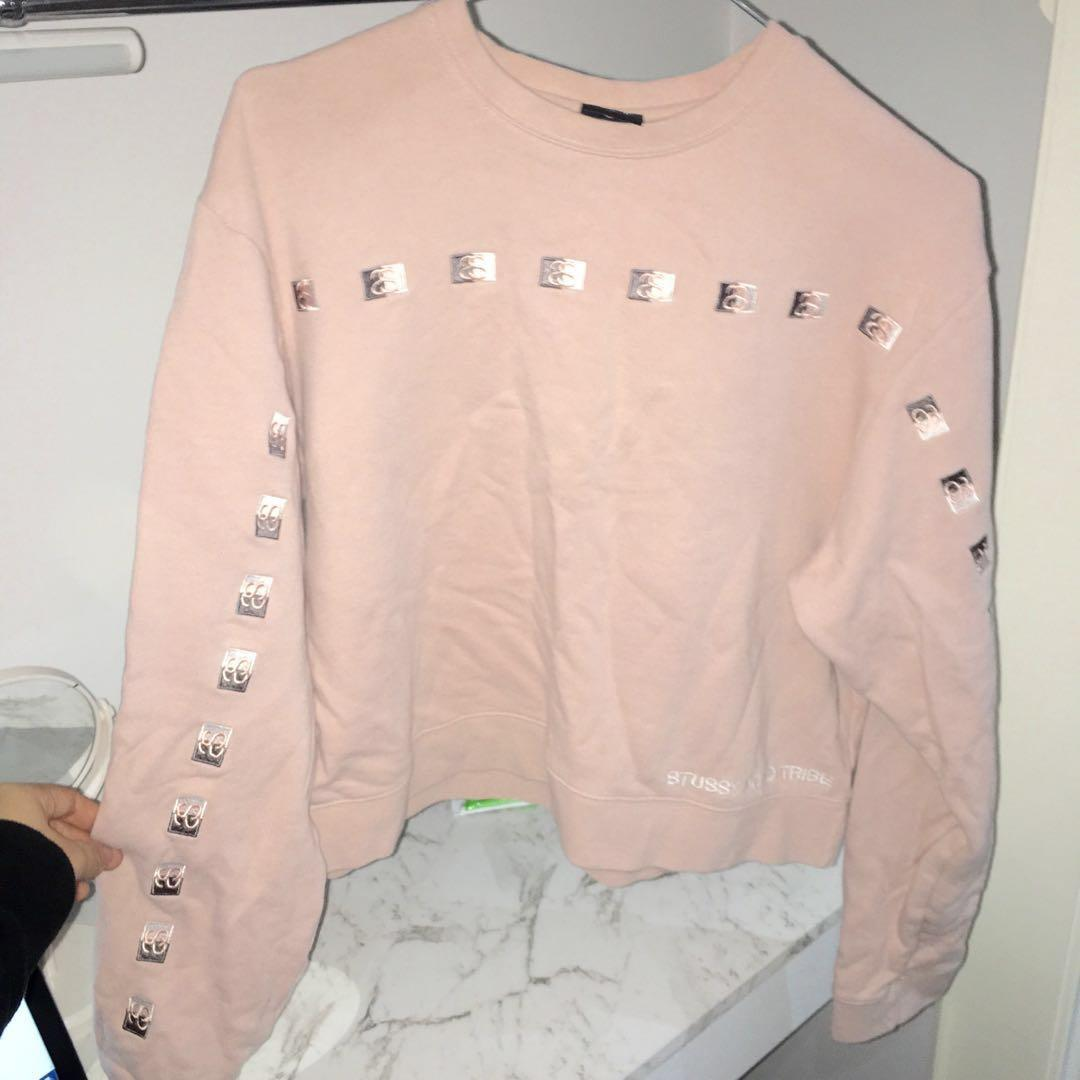 Stussy Cropped Jumper