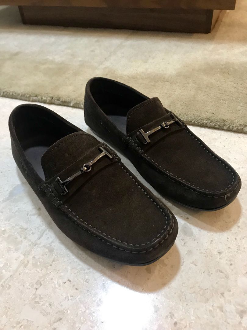 94f7edcff8 Tods loafers - men's, Luxury, Shoes on Carousell