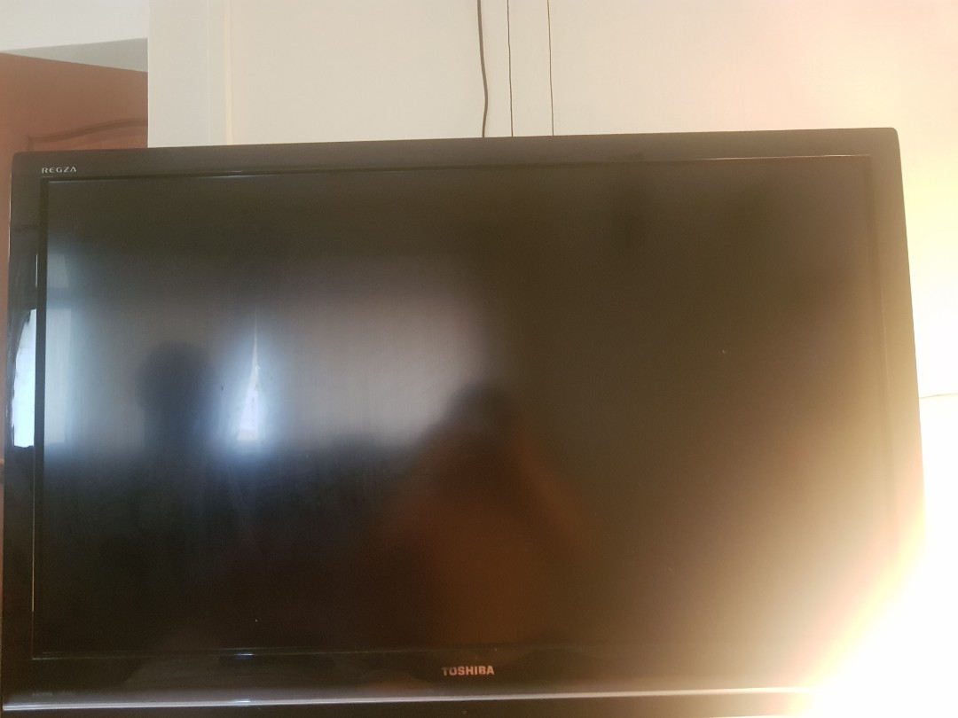 Toshiba 42 Inch Tv Home Appliances Tvs Entertainment Systems On