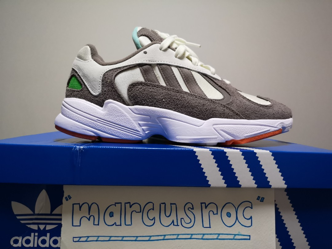 top fashion 69748 52574 US9 yung 1 solebox, Men's Fashion, Footwear, Sneakers on ...