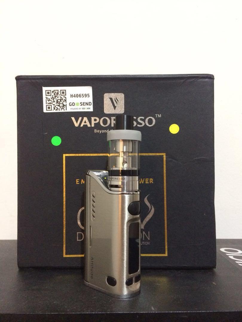 Vaporesso attitude 80w vape kit