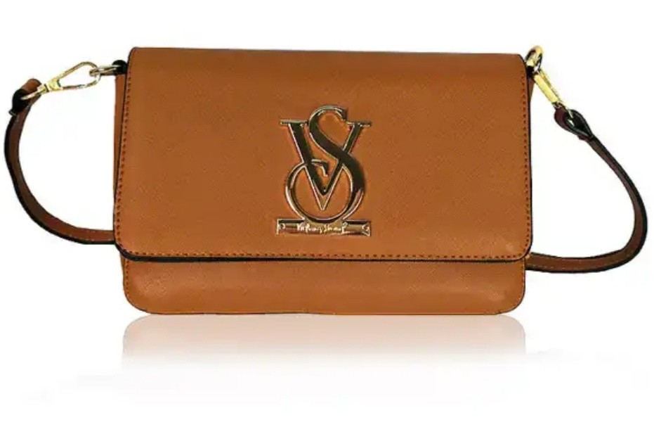 d342db62763 Victoria's Secret Crossbody Bag (Brown)