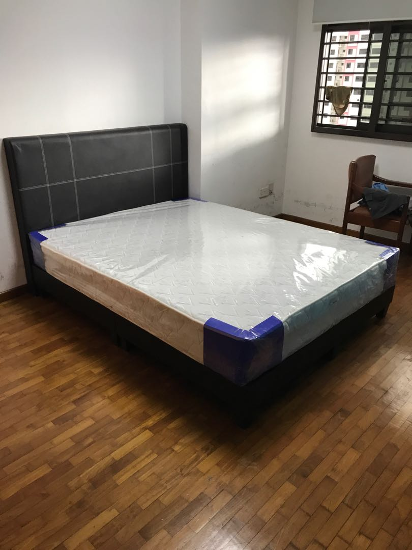 Warehouse Clearance Sale Bed Set With Mattress Furniture Beds