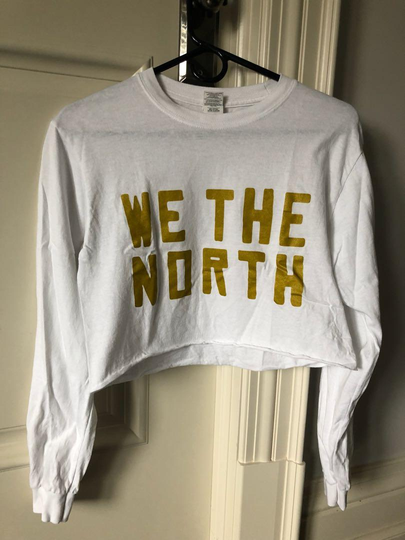 WE THE NORTH shirt