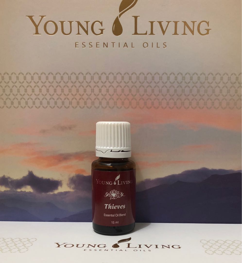Young Living Thieves Essential Oils Health Beauty Bath Body On Yl Thiev 15ml Carousell