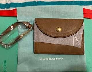 Authentic Rabeanco coin/card purse
