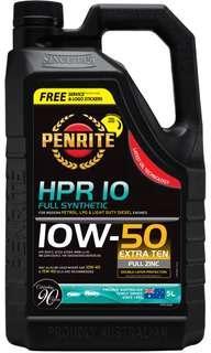 HPR 10W-50 Turbo車用全合成機油