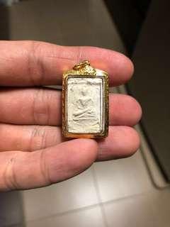 Lp Pueng Somdej amulet 2460-65
