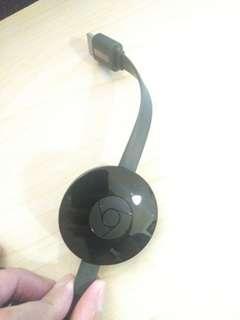 🚚 對折出售 Google Chromecast 電視棒(原價1445)