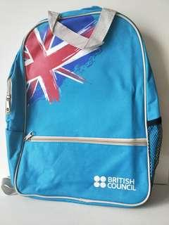 Backpack - British council