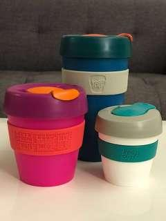 LN Keep Cups (Set of 3 sold together)