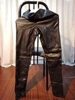 H&M Divided Leather Pants