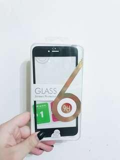 Iphone6 plus 玻璃軟邊貼 包平郵