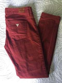 Guess L.A. Stretch Jeans size 28