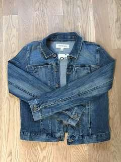Calvin Klein Jean Jacket - Size Small
