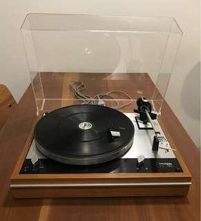 Thorens TD160 黑膠唱盤 turntable