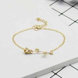 BNIP Rose Bracelet/Beauty and the Beast Inspired