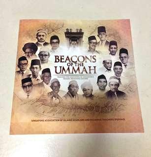 BN Beacons of the Ummah book by PERGAS