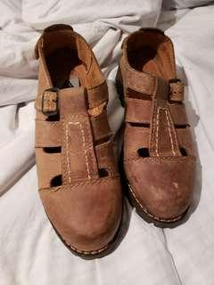 Vintage Aldo Sandals