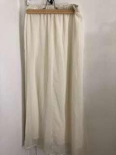 Forever 21 maxi skirts size S