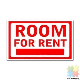 Room for rent taguig
