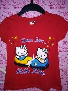 Hello Kitty Red Blouse