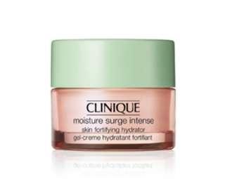 BNIB Clinique Moisture Surge Intense Skin Fortifying Hydrator